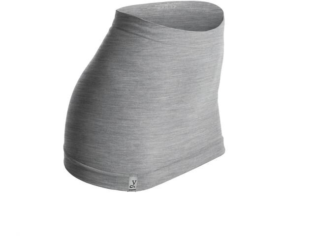Kidneykaren Basic Collants Femme, grey melange